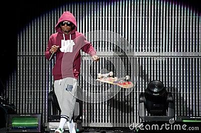 Lil Wayne Editorial Stock Image