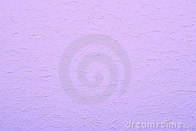 Lilac wall