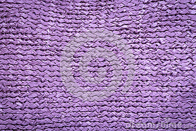 Lilac weave texture