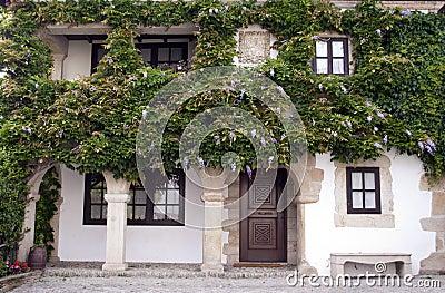 Lilacs Facade
