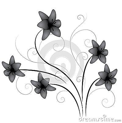 Lily Flourish