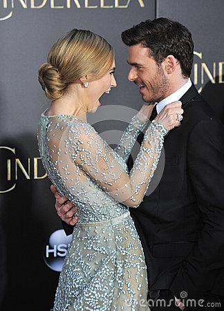 richard madden lily james