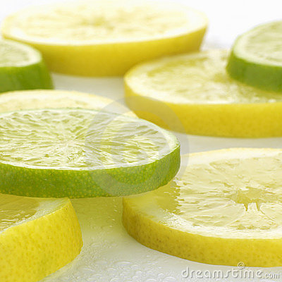 Free Lime And Lemon Royalty Free Stock Photography - 7675937