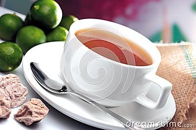 Lime Assam Tea