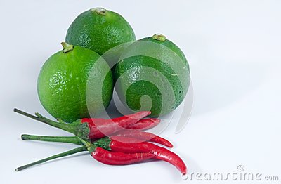 Lime and Chilli