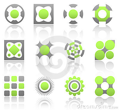 Lime design elements part 1
