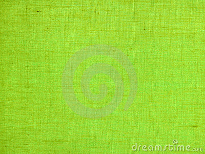 Lime hessian weave fabric