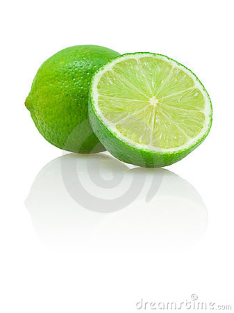 Lime and its half