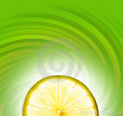Free Lime Slice Stock Photo - 2339180