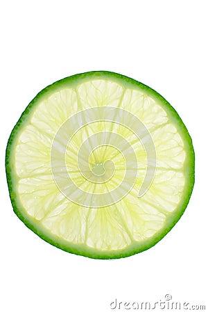 Free Lime Slice Royalty Free Stock Photo - 704305