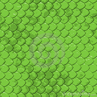 Lime snake texture - seamless