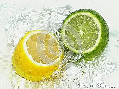 Lime vs Lemon