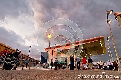 Limerick Greyhound Stadium Editorial Photo