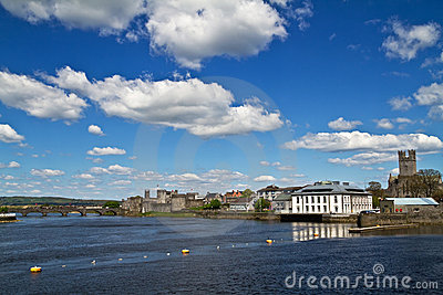 Limerick river view