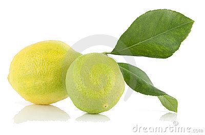 Limões.