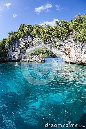 Free Limestone Archway  Royalty Free Stock Image - 41004306