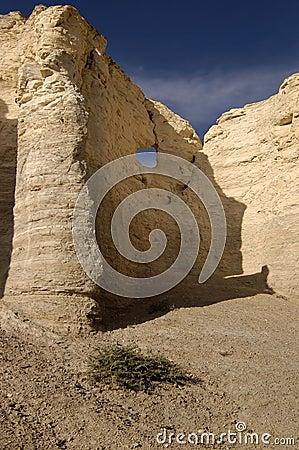Limestone Formation Royalty Free Stock Photo - Image: 104785