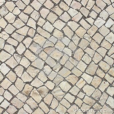 Free Limestone Pavement Stock Photo - 59172120