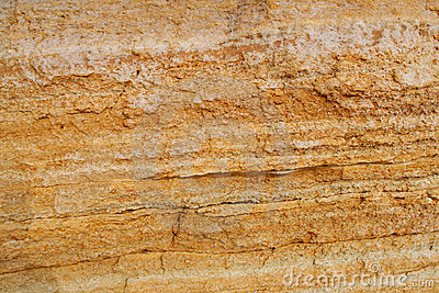 Limestone rusted background (texture)