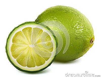 Limette fraîche