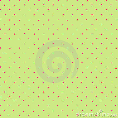 Limey dot background