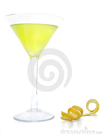 Free Limoncello Royalty Free Stock Photography - 2469427