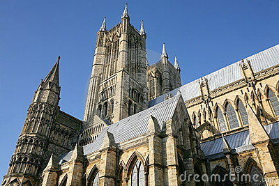Lincoln Cathedral Exterior