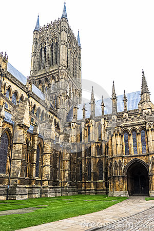 Free Lincoln Cathedral, Lincoln, England Royalty Free Stock Photo - 73772985