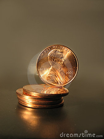 Lincoln Makes Cents