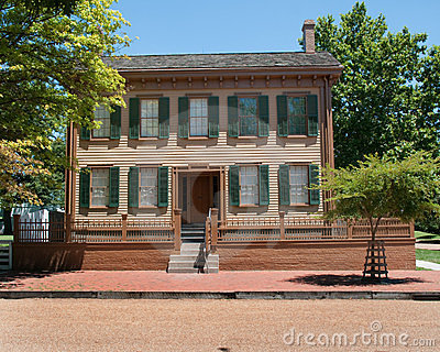 Lincoln s home