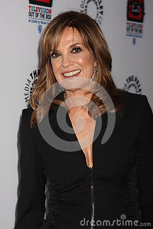 Linda Gray Editorial Image