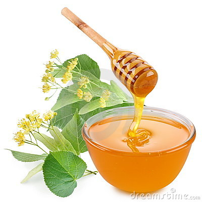 Free Linden Honey. Royalty Free Stock Photo - 21719785