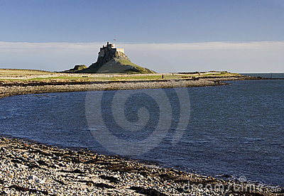 Lindisfarne - Holy Island - England