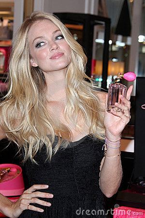 Lindsay Ellingson, Victoria s Secret Editorial Stock Image