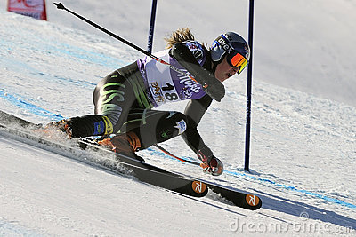 Lindsey Vonn Editorial Stock Image