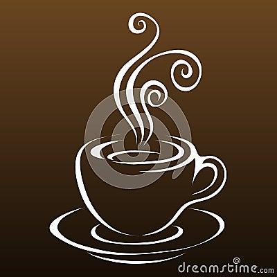 Line art coffee 3
