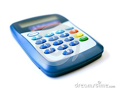 On-line Credit Card Reader