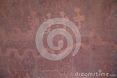 Line Dancing Figures on Rock Art