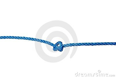 Line from knot