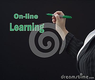 On-line Learning Teacher