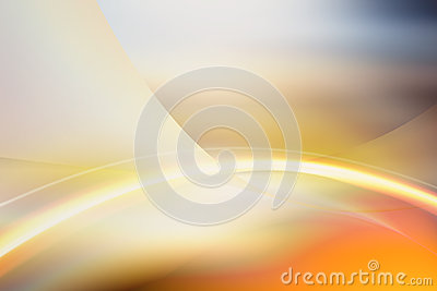 Line and Lights Abstract Background