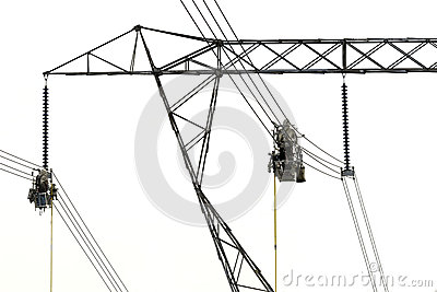 Electrical Line Workers