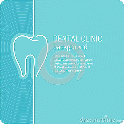 Dental clinic background