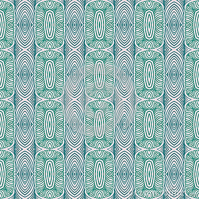 Linear ethnnic mexican vector seamless pattern