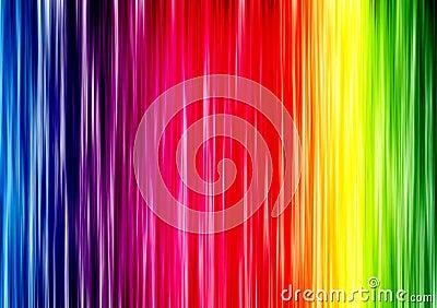 Linear rainbow