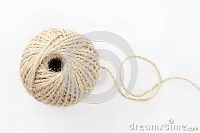 Linen ball