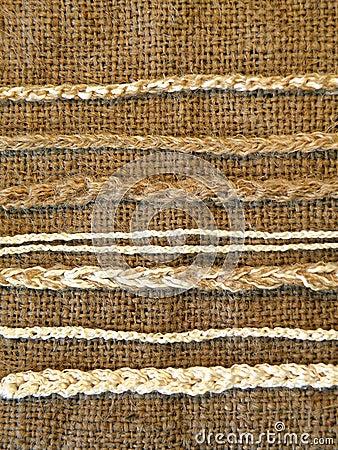 Linen braids
