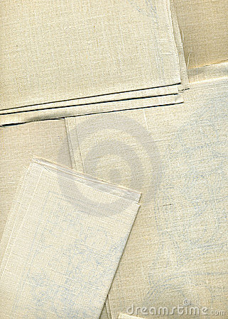 Linen Canvas Background Texture