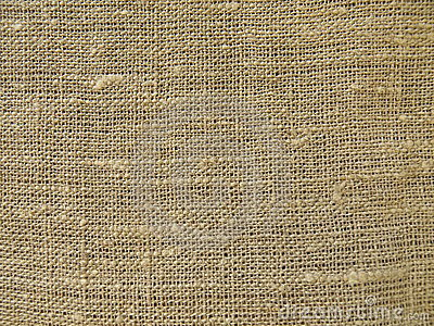 Linen fabric abstract