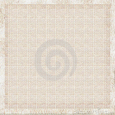 Linen fabric background